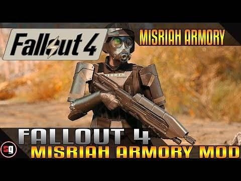 Fallout 4 - Misriah Armory Mod