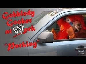 """""""The Gobbledy Gooker Goes to Work"""" Episode 1: Parking"""
