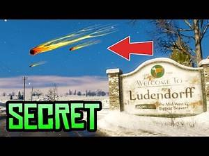 GTA 5 Mystery - Secret Alien Crash Site in GTA 5! (North Yankton's SECRET Past)
