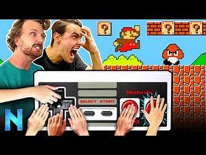 Mario, But Everyone Has One Button