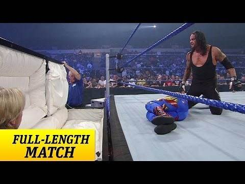FULL-LENGTH MATCH - SmackDown - The Undertaker vs. Chavo Guerrero - Casket Match