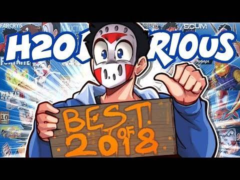 DELIRIOUS 2018 PART 1! (BEST OF FUNNY, RANDOM & SCARY MOMENTS!)