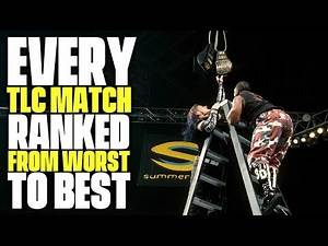 Every WWE TLC Match Ranked From WORST To BEST