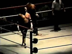 Gun Shooting At Wrestling Matches.