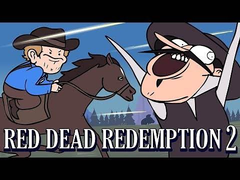 One More Score (Red Dead Redemption 2 Parody)