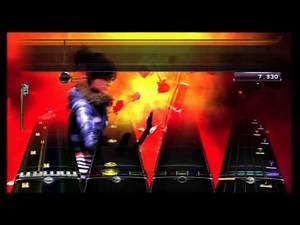 Rock Band 3 Keyboard Software Demo Trailer