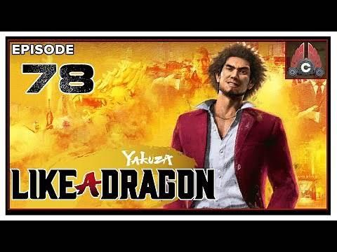 CohhCarnage Plays Yakuza: Like a Dragon - Episode 78