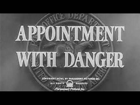 LUX RADIO THEATER: APPOINTMENT WITH DANGER - WILLIAM HOLDEN
