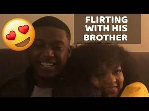 Flirting with my Ex's Brother Prank | GONE TOO FAR