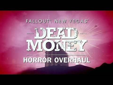 Fallout: New Vegas - Dragbody's Dead Money Horror Overhaul (Trailer 1440p/24FPS)
