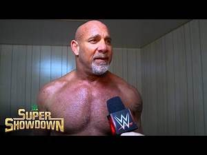 """Goldberg details his game plan for defeating """"The Fiend"""" Bray Wyatt: WWE Exclusive, Feb. 27, 2020"""