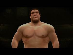 WWE 2K14 Walkthrough - 30 Years of Wrestlemania Part 1 - Hulkamania Runs Wild: Andre the Giant Vs. Big