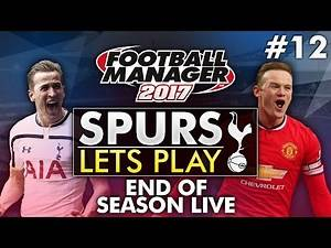 Spurs Let's Play - Episode 12 | Football Manager 2017 Gameplay