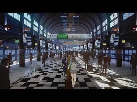 Shin Megami Tensei V - Announcement Trailer (Japanese)