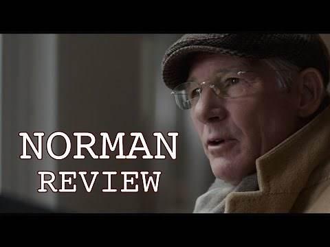 Norman Review - Richard Gere, Lior Ashkenazi, Michael Sheen