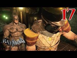 Batman Arkham City Part 17 - Joker is a Fan of Lost
