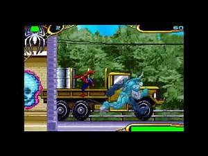 Let's Play Spider-Man 2 (GBA) - Part 2 - Rhino