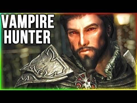 Skyrim VAMPIRE HUNTER – Laid To Rest Walkthrough