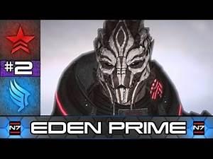 Mass Effect Story: Eden Prime - Jenkins, Ashley Williams & the Survivors | Paragon Walkthrough #2