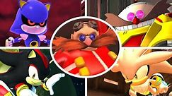 Sonic Generations - All Bosses (S Rank)
