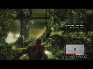 The Amazing Spiderman video game review