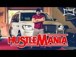 "Hustlemania RETURNS! A Day In The Life of Mark ""Smelly"" Bell 