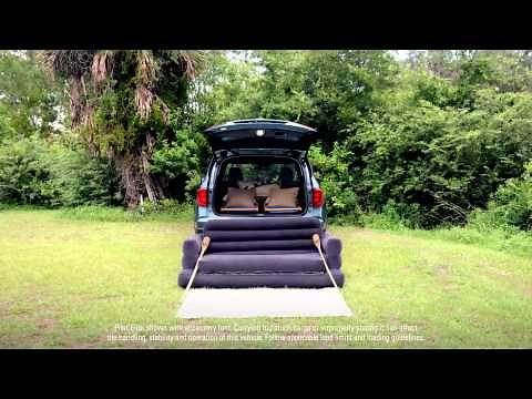 2016 Honda Pilot Goes Glamping | How to Set Up your Glampground