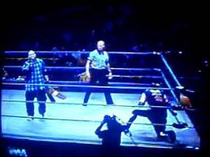 Road dogg vs Konan