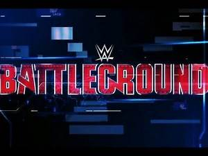 WWE BattleGround Results For July 23rd 2017