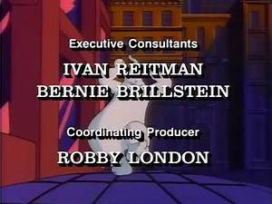 The Real Ghostbusters Credits (1990) *Best Quality