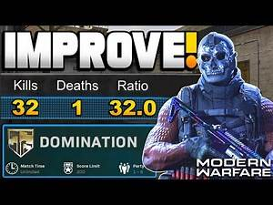 Most Underrated Domination Tactics Only Top Players Use | 6v6 Modern Warfare Tips | JGOD