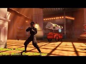 Bioshock Infinite : Esther Mailer Quotes/Dialogue