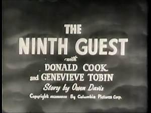 The Ninth Guest - Murder Mystery Drama