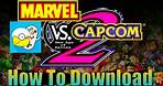 """How To Download [Marvel vs Capcom 2] For Android!? Using """"Happy Chick"""""""
