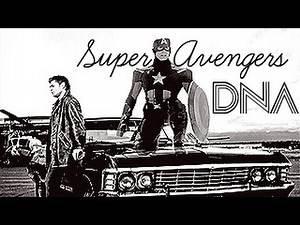 Super Avengers | Rock My DNA