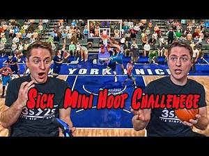 AWESOME NEW MINI HOOP CHALLENGE! SINK OR SELL! NBA 2K17 My Team!
