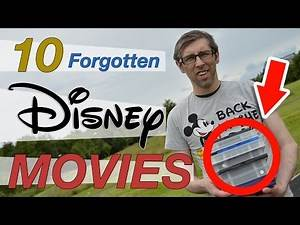 10 FORGOTTEN DISNEY MOVIES (That are actually good)