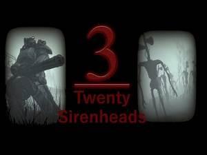 Sole Survivor vs. Horde of 20 Sirenheads (Fallout 4 Mod Part 3)