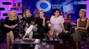 'Rough Night' stars on how to hide a dead body