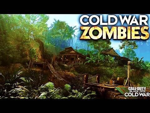 Black Ops Cold War Zombies DLC 1 Firebase Z Vietnam Map! (New Firebase Ripcord Footage) DLC 1 Map?