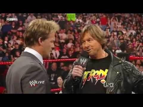 #WVRTellMe - Roddy Piper & Chris Jericho Promo - WWE RAW; Feb 2009