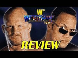 WWF Wrestlemania X7 Review | Wrestling With Wregret