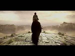 Shadow of the Colossus Remake - Full Playthrough