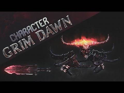 Grim Dawn - How to create your own build