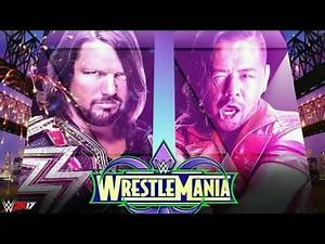 WWE Wrestlemania 34 highlights - Wrestlemania 34 April,8,2018 Full match HD