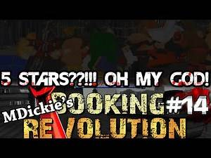 MDickie's Booking Revolution EP14: 5 STAR MAIN EVENT!!