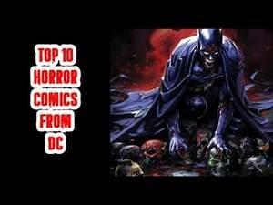 10 Must Read DC Horror Comics