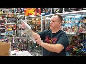 Amazing Spider-Man CGC Unboxing at Zapp Comics
