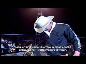 JBL talks about his rivalry with Eddie Guerrero