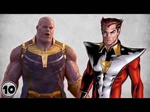 Top 10 Worst Avengers Of All Time - Part 2